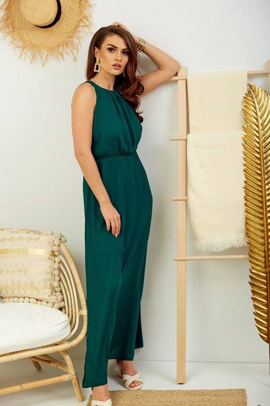 Sukienka Joelle- zielony
