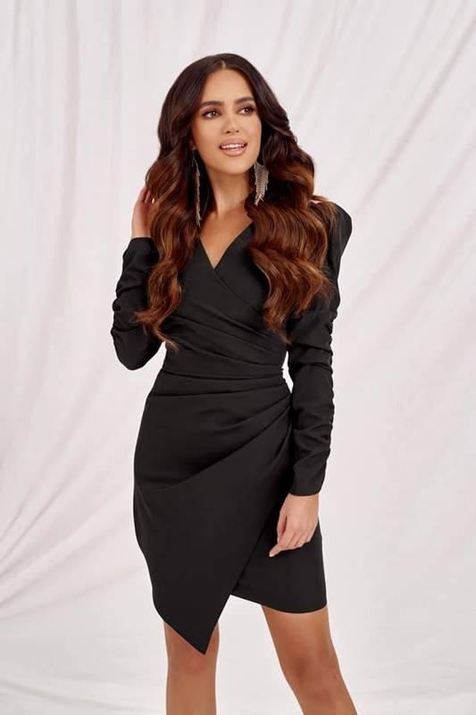 Sukienka Cindy - czarny
